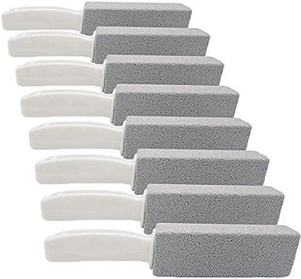 Gaoominy Piedra de Limpieza de Piedra PóMez para Inodoro con Limpiador de Manijas para Limpieza de Cocina/Ba?O/Piscina/SPA/Hogar (8)
