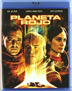 Planeta Rojo (Bd) [Blu-ray]