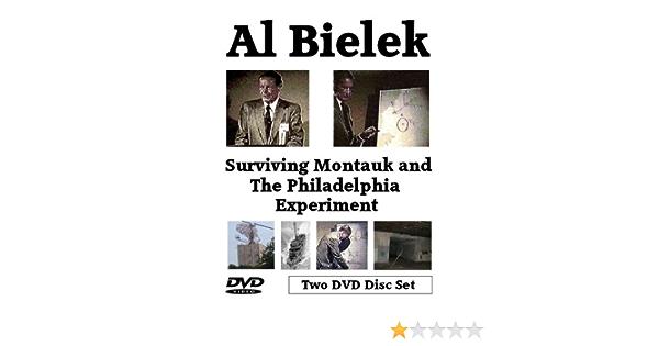 Amazon Com Al Bielek Surviving Montauk And The Philadelphia Experiment Al Bielek Paranormal Dvds Movies Tv Two presentations by al bielek, a survivor of the philadelphia experiment and the montauk project. amazon com al bielek surviving