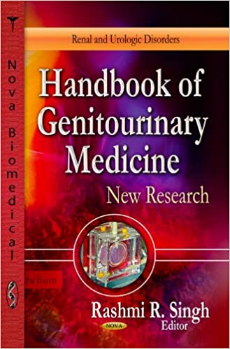 HANDBOOK OF GENITOURINARY MEDICINE (Renal and Urologic Disorders)