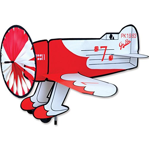 Airplane Spinner - Gee Bee (Halloween Bee Scale)