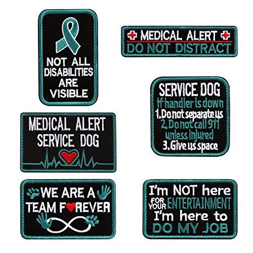 service dog mobility vest - 7