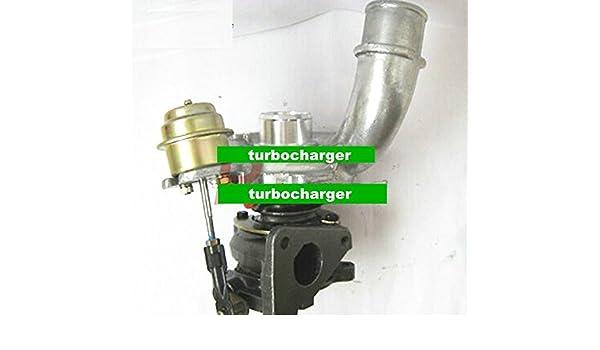 GOWE Turbocompresor para gt1549s completa Cargador de Turbo turbocompresor para Renault Laguna II, MASTER II, MEGANE I 1.9 DCI 703245/717345/751768: ...