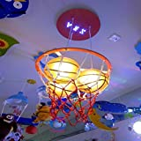 DMMSS Children'S Basketball Lights With Led Light Source
