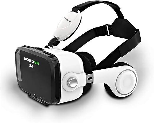 DINGYUFA VR Realidad Virtual Casco Gafas Gafas 3D VR Soporte Un ...