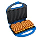 Product review for Smart Planet SGCM‐1 Peanuts Snoopy Grilled Cheese Sandwich Maker, Blue