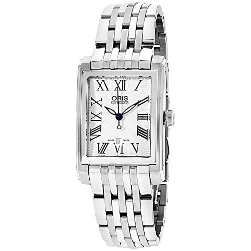 Oris Rectangular Date Ladies Watch 56176564071MB