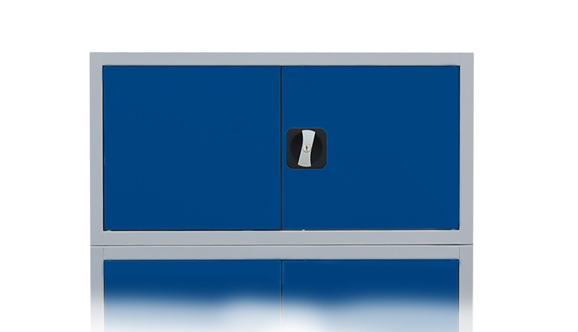 Aktenschrank Büroschrank Stahlschrank Metall Lagerschrank Werkzeugschrank 530327