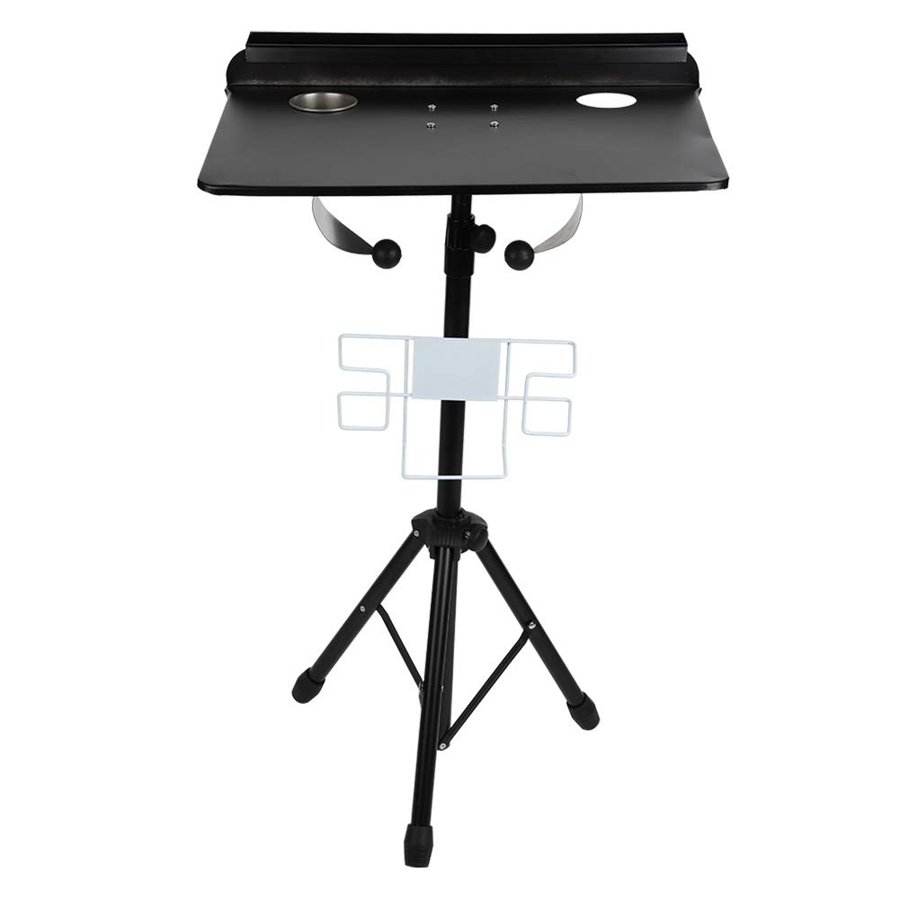 Tattoo Work Stand Detachable Heavy Duty(4Kg) Mobile Tray Work Station Portable Adjustable Tattoo Desk Table Salon Instrument