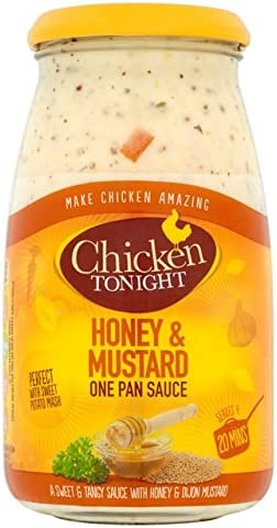 Chicken Tonight Honey Mustard Sauce 500g Amazon Co Uk Grocery