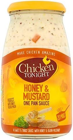 Chicken Tonight Honey Mustard Sauce 500g Amazon Co Uk Grocery