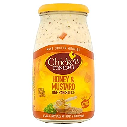 Amazon Com Chicken Tonight Honey Mustard Sauce 500g Grocery Gourmet Food