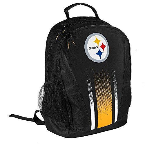 Steelers (Pittsburgh Steelers 2016 Stripe Primetime Backpack)