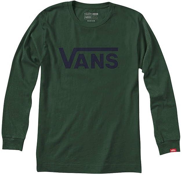 Vans Herren Langarmshirt Classic T Shirt LS: