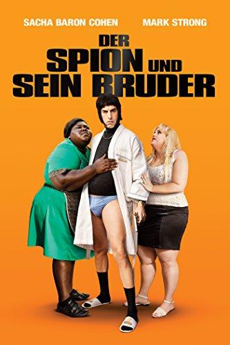 Filmcover Der Spion und sein Bruder