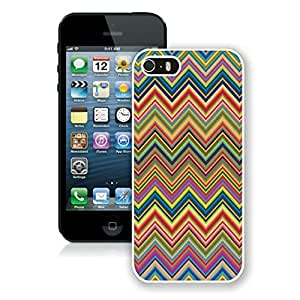 fashion case Colorful Chevron iphone 5c case cover,Iphone mWaRNPmdUAv 5c case cover White Cover