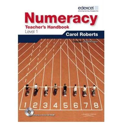 Edexcel ALAN Teacher's Handbook Numeracy Level 1 (Mixed media product) - Common ePub fb2 book