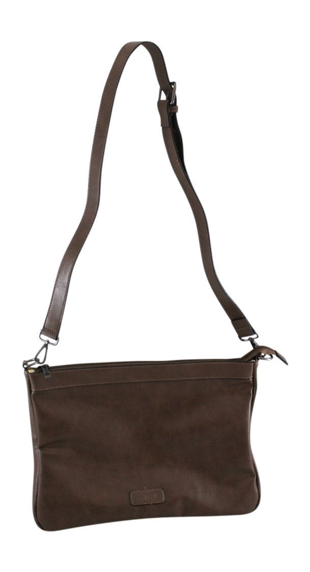 Simply Noelle Saddle Roller Bag, Taupe by Simply Noelle (Image #4)