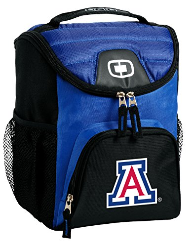 Broad Bay Arizona Wildcats Lunch Bag OUR BEST University of Arizona Cooler Style