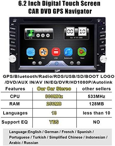 Doppel Din Autoradio Gps Navigation 2 Din Autoradio In Elektronik