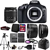 Canon EOS Rebel 1300D/T6 D-SLR Camera with 64GB Top Accessory Kit + Additional Battery Review
