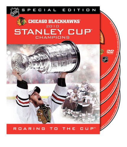 NHL Stanley Cup Champions 2010: Chicago Blackhawks (Special Edition) by Warner Manufacturing