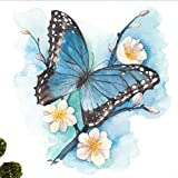 Clearance!!5D Rhinestone + Canvas Embroidery Paintings,Roman Curtain DIY Diamond Pasted Cross Stitch Wall Sticker Home Decor (F:30cm×30cm)