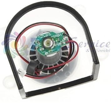Ariete Motor aspiración tarjeta Ventilador Robot Briciola Digital 2711 2712 2717: Amazon.es: Hogar