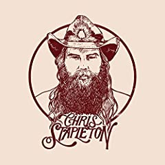 Chris Stapleton Broken Halos cover