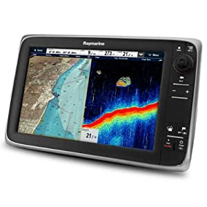 Raymarine c127 Multifunction Display w/Sonar - No Preloaded Charts