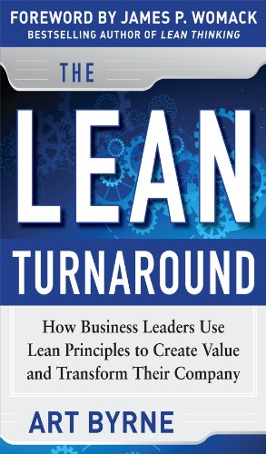 Amazon the lean turnaround how business leaders use lean the lean turnaround how business leaders use lean principles to create value and transform their fandeluxe Choice Image