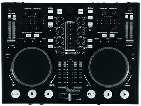 Omnitronic TMC-2 MK2 Controlador DJ USB MIDI: Amazon.es ...