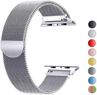 VIKATech Compatible Correa para Apple Watch Correa 40mm 38mm ...