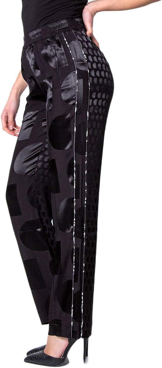 Desigual Agrinio 20swpw46 Women's Trousers Black