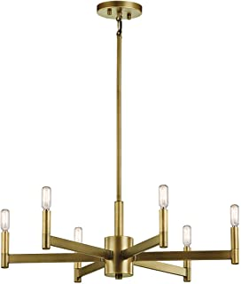 kichler dining room lighting armstrong. Kichler 43859NBR Six Light Chandelier Dining Room Lighting Armstrong R