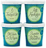 eCreamery I'm Sorry Gift - Gelato 4 pack