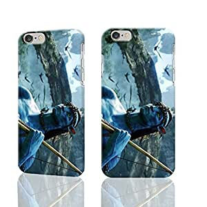 Avatar Custom Diy Unique Image Durable 3D Case Iphone 6 Plus - 5.5 Hard Case Cover by ruishername