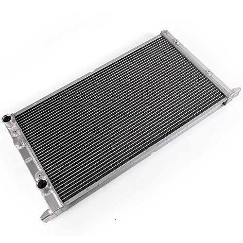 Vr6 Golf Gti - 2 Row Core For 1994-1998 VOLKSWAGEN VW GOLF GTI VR6 MK3 MKIII V6 All Aluminum Performance Racing Radiator 1995 1996 1997