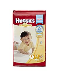Huggies Little Snugglers Diapers, Size 2, 32 Count BOBEBE Online Baby Store From New York to Miami and Los Angeles