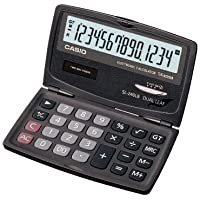 Casio Sl-240lb Calculator Portable Type Sl240lb /Genuine