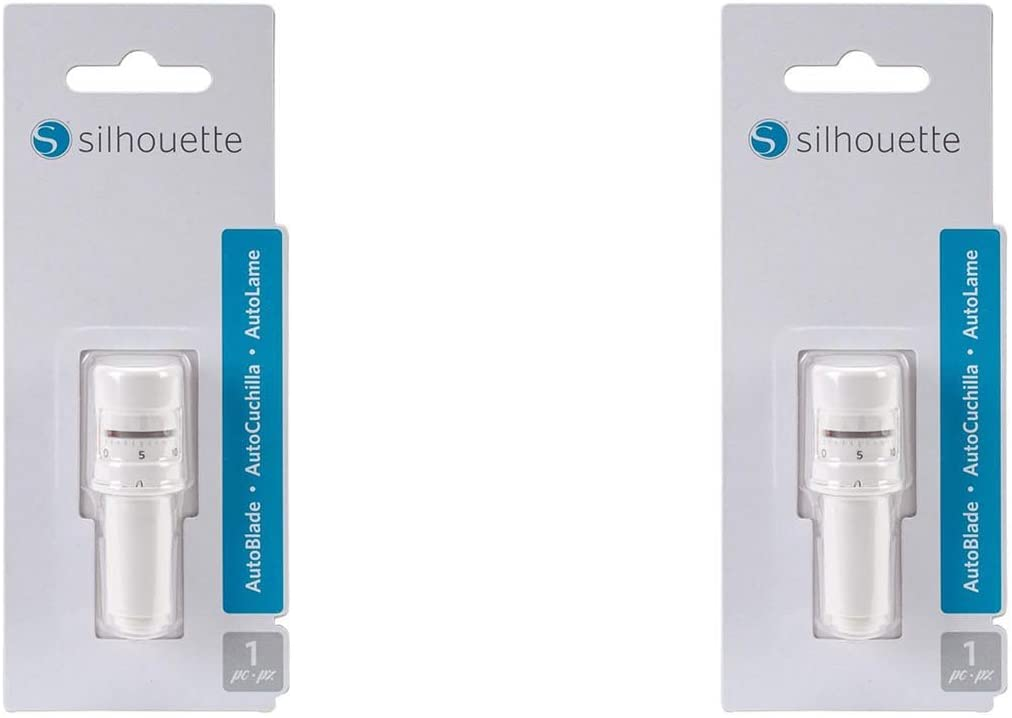 Silhouette SILHBLADEAUTO Cameo 3 Auto Blade Replacement 1 New Free Ship