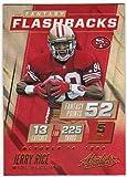 #2: 2017 Panini Absolute Fantasy Flashbacks Retail #2 Jerry Rice 49ers Football Cards