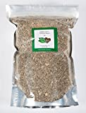 Mullein Leaf c/s - Cut and Sifted - 1 Pound (Lb.) Bulk / Wholesale Package - This Herb is Great For Battling Symptoms of the Common Cold - Make it Into a Great Tasting Tea - Get the Freshest Quality Guaranteed or Your Moneyback!