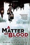 A Matter of Blood (Forgotten Gods Trilogy)