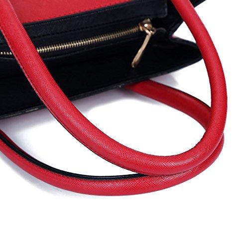 Unis Correspondant Nouvelle Marée Simple à Main États KYOKIM Sac Couleur Main Les Fashion Trend Black à Bandoulière Sacs Et à Europe Sacs znwnqdX