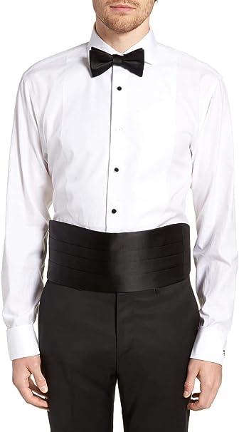 Amazon.com: Juego de corbata y lazo de seda para hombre ...