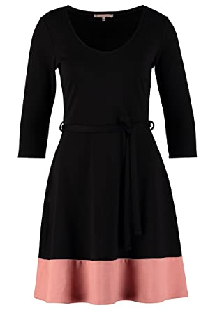Anna Field Kleid Damen elegant mit leicht ausgestelltem Rock im ...