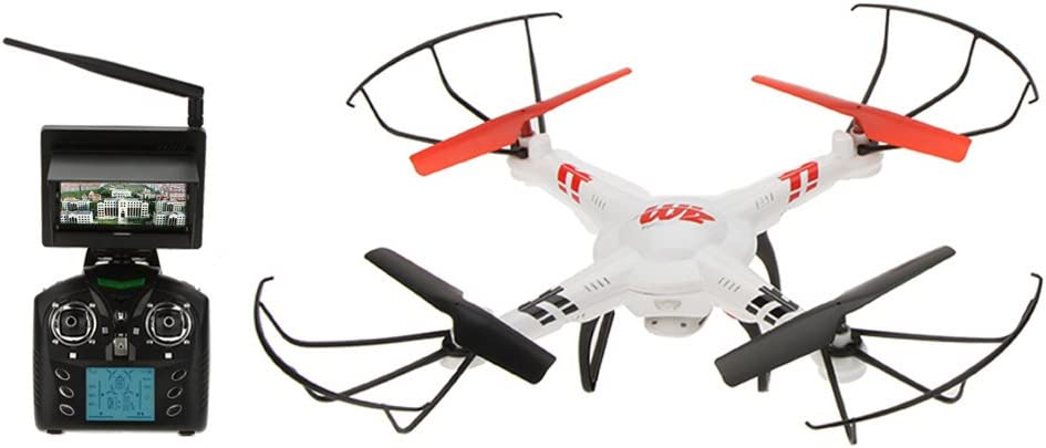 YUNIQUE (R) Drone WLtoys V686G FPV RC Quadcopter fotocamera da 2 megapixel HEADLESS MODE
