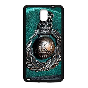 SKULL Royal Marines Beret Cell Phone Case for Samsung Galaxy Note3