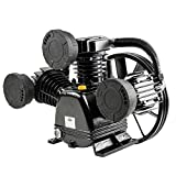 5-7.5 HP Replacement Air Compressor Pump Single Stage 3 Cylinder 17.5 CFM Max